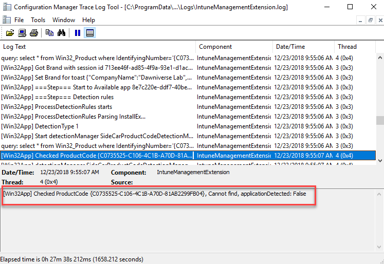 Deploy Win32 Application in Intune – Living Life 1 Diet Pepsi at a time