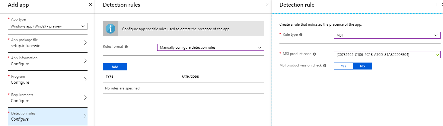 Deploy Win32 Application in Intune – Living Life 1 Diet
