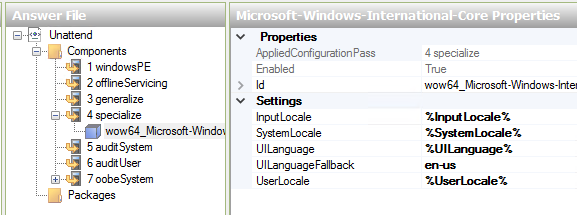 How to Create a Windows 10 Task Sequence to Install Language Packs